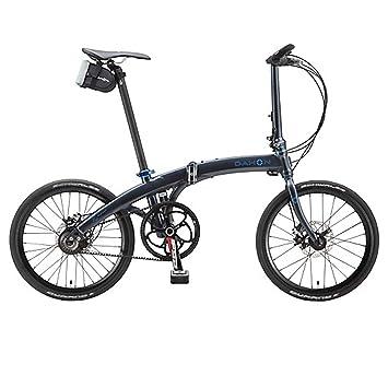 "Dahon Faltrad MU Rohloff 20"" 14 Gang Schwarz Agate Klapp Fahrrad Faltbar Scheibenbremse Aluminium Uni"
