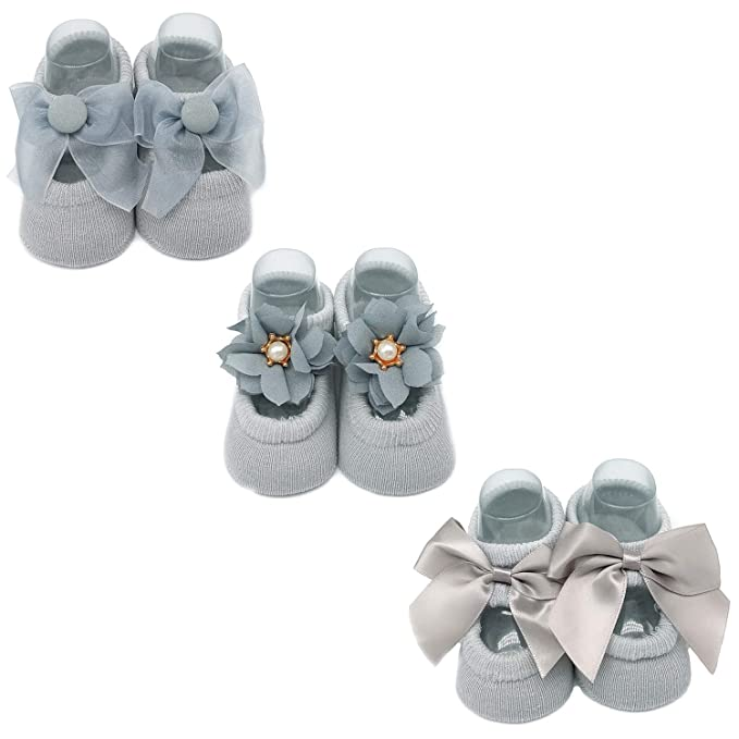 Amazon.com: Elesa Miracle Mary Jane Calcetines ...