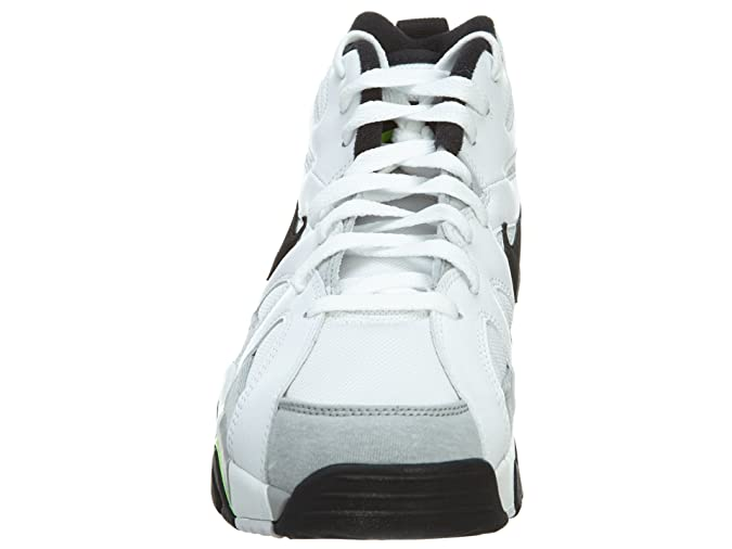 quality design 646e7 fa39e NIKE MENS AIR DIAMOND FURY 96 Sneakers 724971-300 White Black-Vltg  Green-Dark Grey Hthr 8 D(M) US  Buy Online at Low Prices in India -  Amazon.in