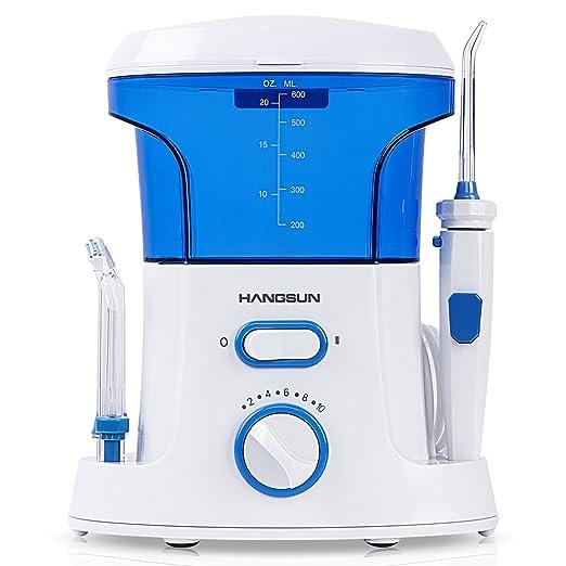 267 opinioni per Hangsun Idropulsore Dentale Hoc200 Professional Care Dentistico Familiare