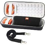 Khanka Hard Travel Case Replacement for JBL FLIP5 Flip 5 Waterproof Portable Bluetooth Speaker