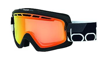 ad25e17056d5f0 Bollé - NOVA II - Masque de Ski - Mixte - Adulte - Noir Mat - M L ...