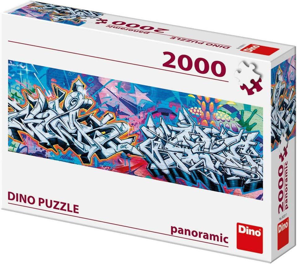Dino Toys Dino Toys562011 - Puzzle de Grafiti