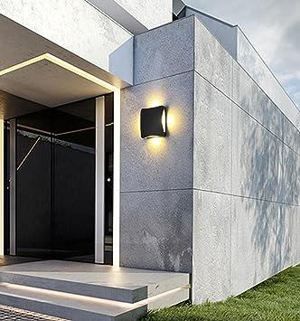 TAIJIE Door Light Home Outdoor Waterproof Energy Saving Modern Minimalist  Creative Balcony Hotel Exterior Corridor Led