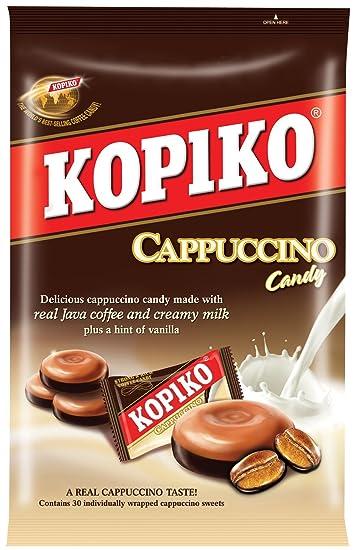 Kopiko - Caramelos de capuchino - 90 g