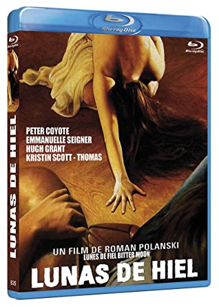Lunas de Hiel: 1992 - Bitter Moon [Blu-ray]: Amazon.es ...