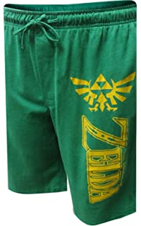 414e3165cd09b Nintendo Men's Zelda Sleep Short at Amazon Men's Clothing store: