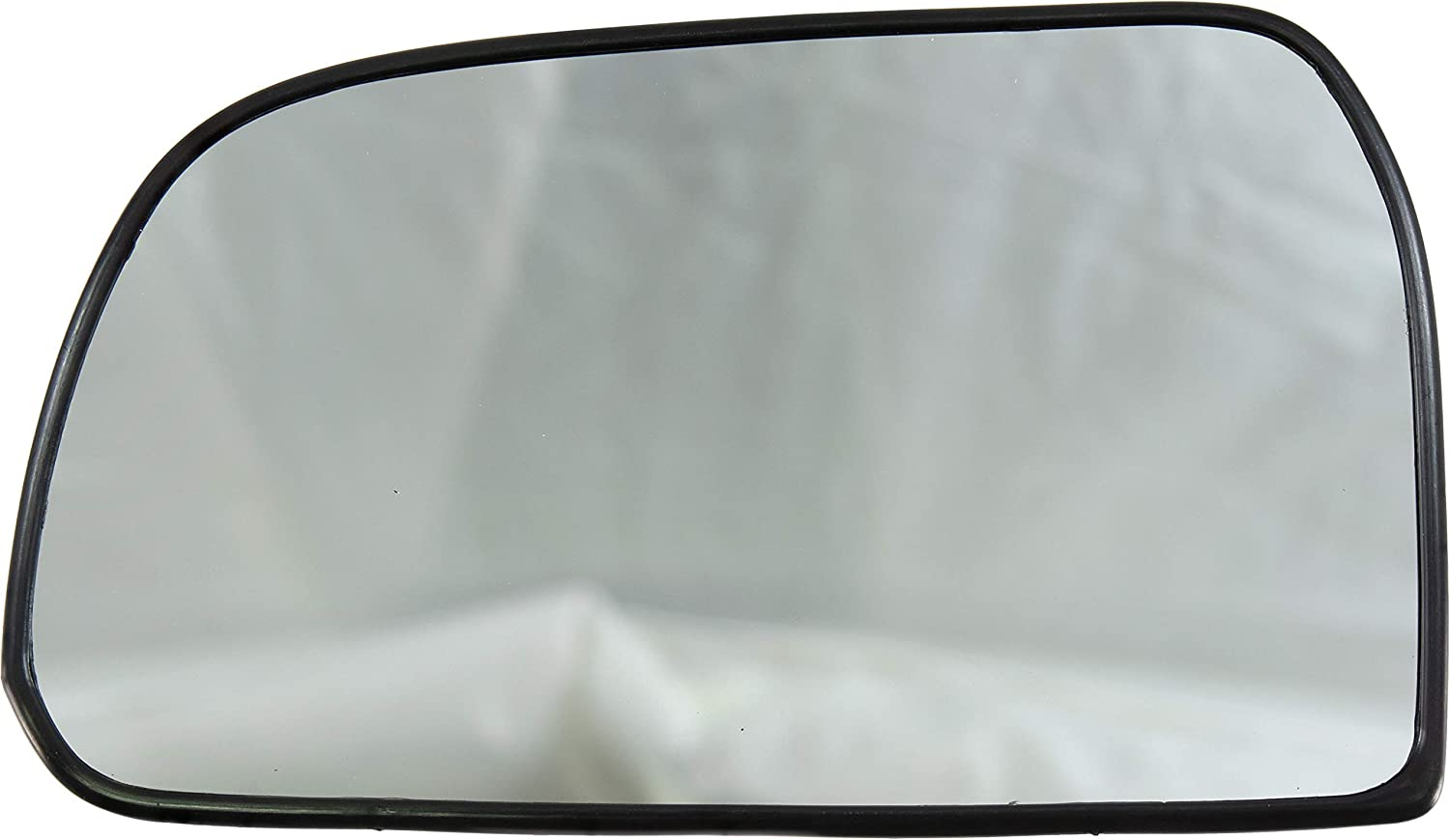 2005-2009 Hyundai Tucson Models With Heat APDTY 67779 Side View Mirror Replacement Glass Fits Left Replaces 876112E100 Driver-Side