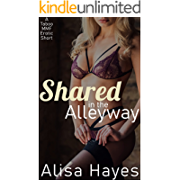 Shared in the Alleyway: A Taboo MMF Erotic Short