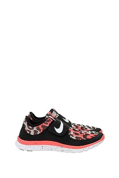 Nike Free Socfly Laufschuhe Sneaker grauweiß: