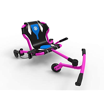 EzyRoller New Drifter-X Ride on Toy for Ages 6 and Older, Up to 150lbs. - Pink: Toys & Games