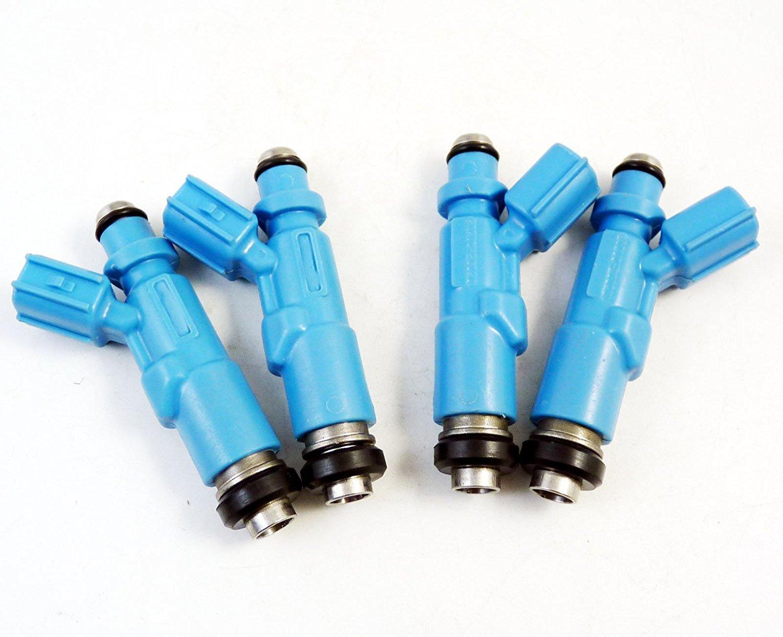 Injecteur de carburant 4/pcs NEUF 2320929015/pour Yaris Belta Platz Ractis Vitz Scp1/1.0/1.3/2325023020