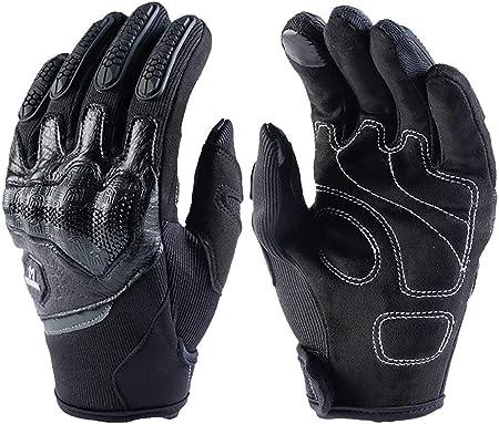 Motorradhandschuhe Held Cross Handschuhe Herren Frau Damen Touchscreen Motorrad Handschuhe Für Radfahren Atv Alle Jahreszeiten Schwarz Xl Auto
