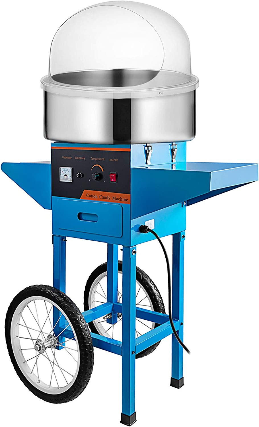 Commercial Cotton Candy Machines