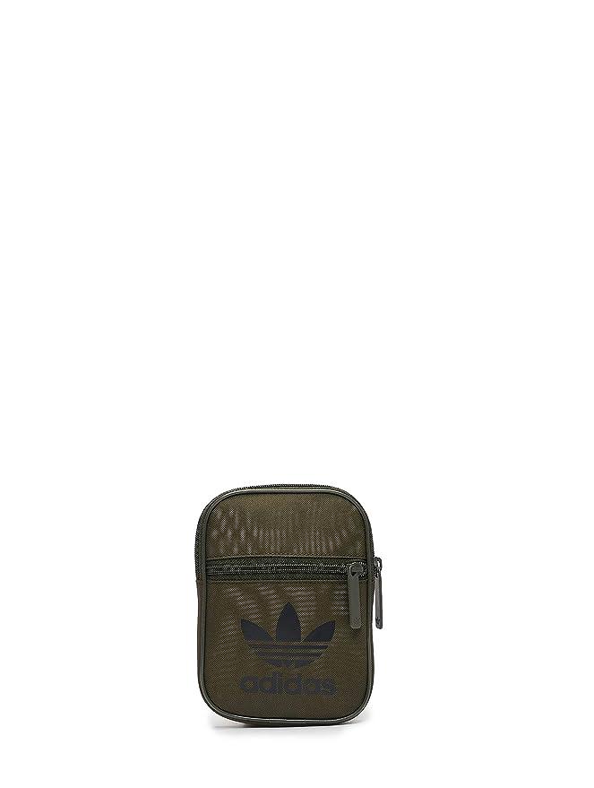 bfd859ac542e adidas originals Men Bags Festival Trefoil olive Standard size   Amazon.co.uk  Clothing
