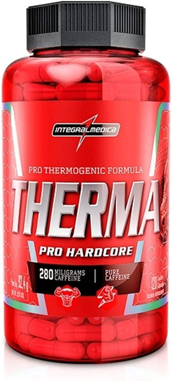 Therma Pro Hardcore - 120 Cápsulas - IntegralMédica, IntegralMedica por Integralmédica