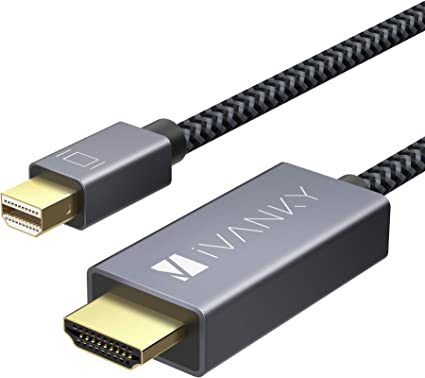 iVANKY 4K HDMI Cable 3m dark grey