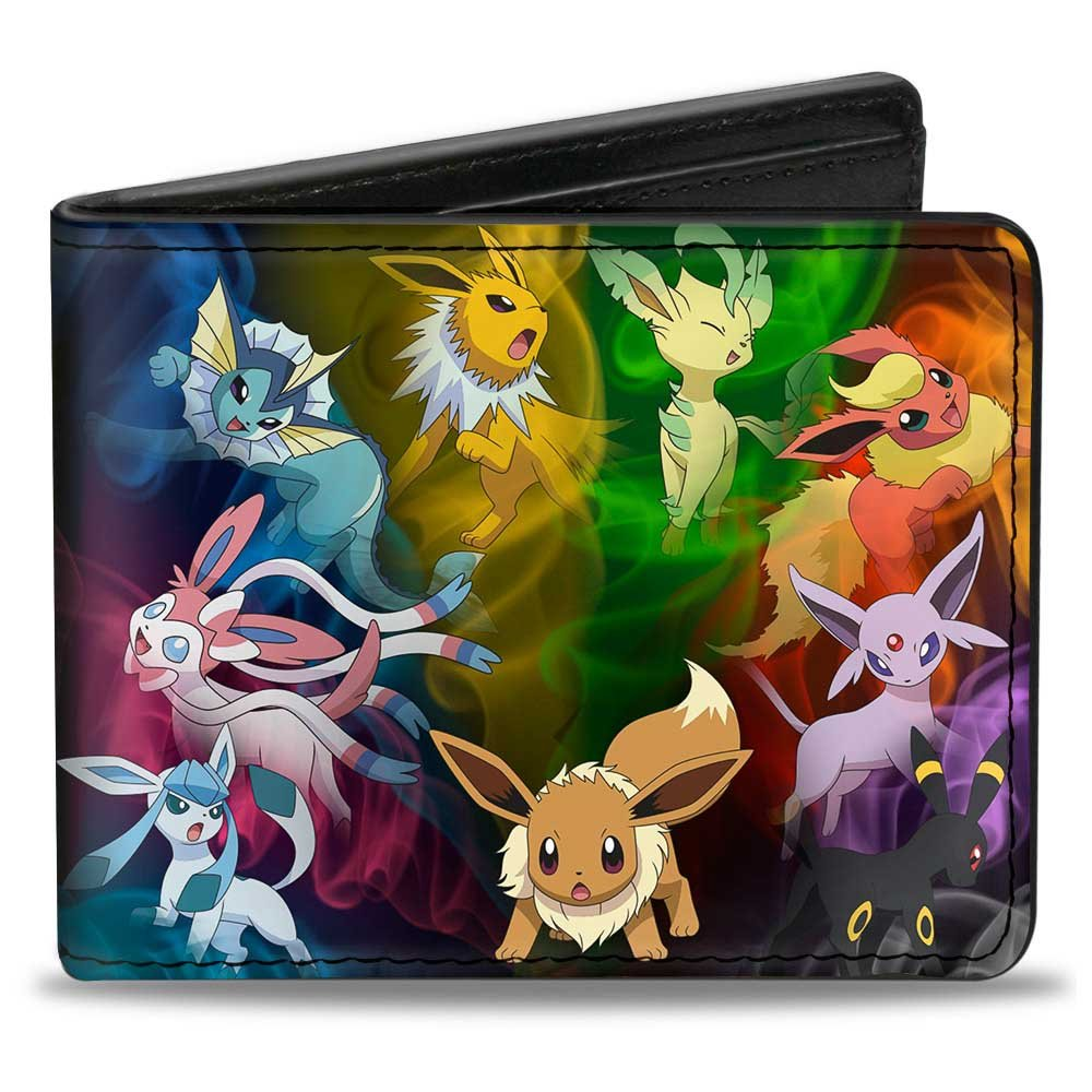 Buckle-Down Bifold Wallet Pokemon PUW-PKEA