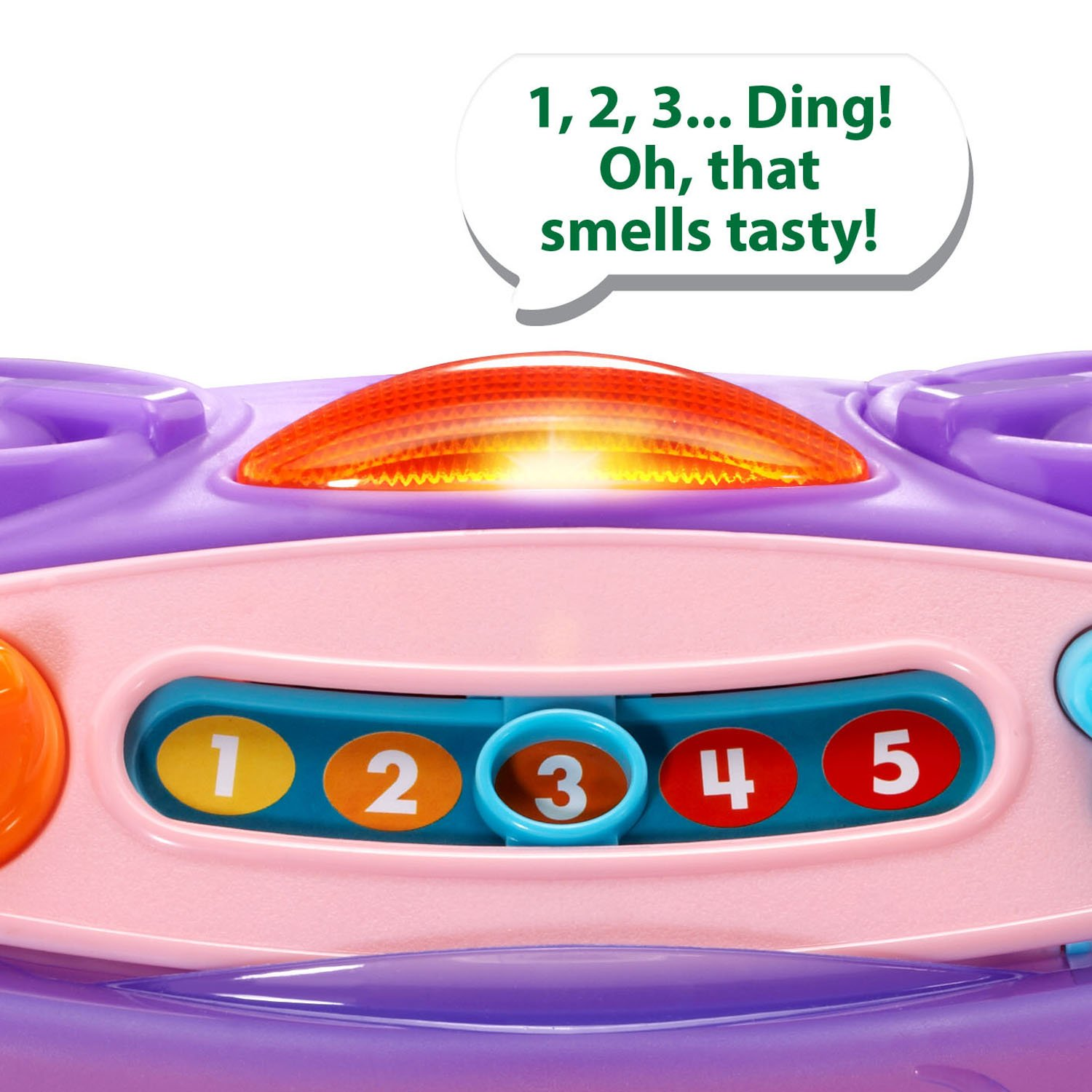 LeapFrog Number Lovin' Oven, pink (Amazon Exclusive) by LeapFrog (Image #4)