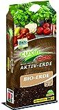 CUXIN DCM AKTIV-ERDE BIO-ERDE 20 l Gemüse Sprossenanzucht Kräutererde