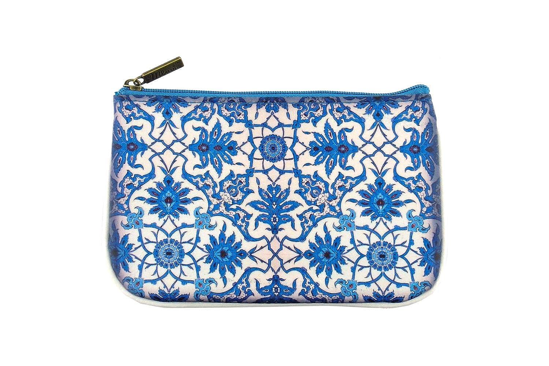 Amazon.com: Mlavi – Estampado de porcelana turca, azul y ...