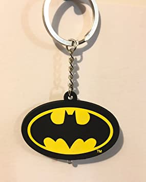 Llavero con 6 banderas Magic Mountain DC Comics Batman ...