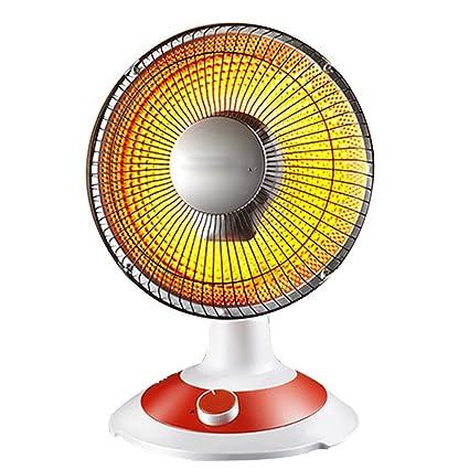QFFL calentador Mini calentador eléctrico Colores radiador disponibles Enfriamiento y calefacción (Color : Shook his