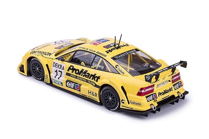 Slot.it CA36b Opel Calibra V6 n.17 1st Norisring ITC 1996: Amazon.es: Juguetes y juegos