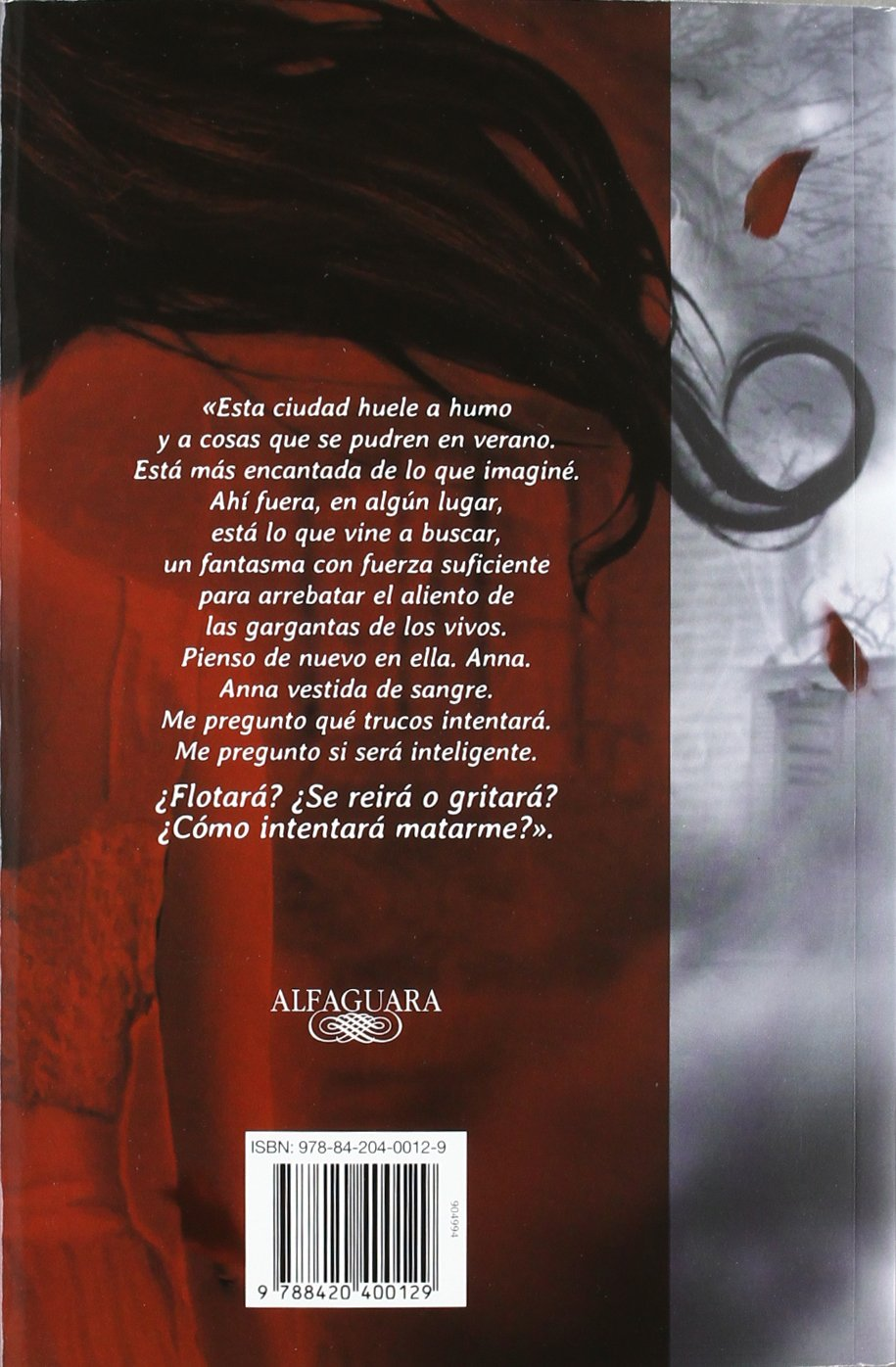 Anna vestida de sangre: Kendare Blake: 9788420400129: Amazon ...