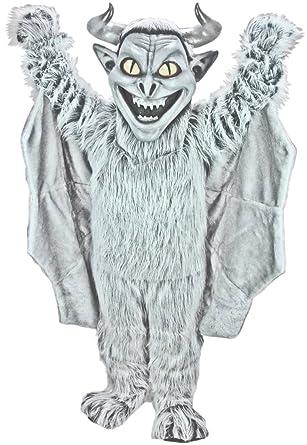 gargoyle mascot costume