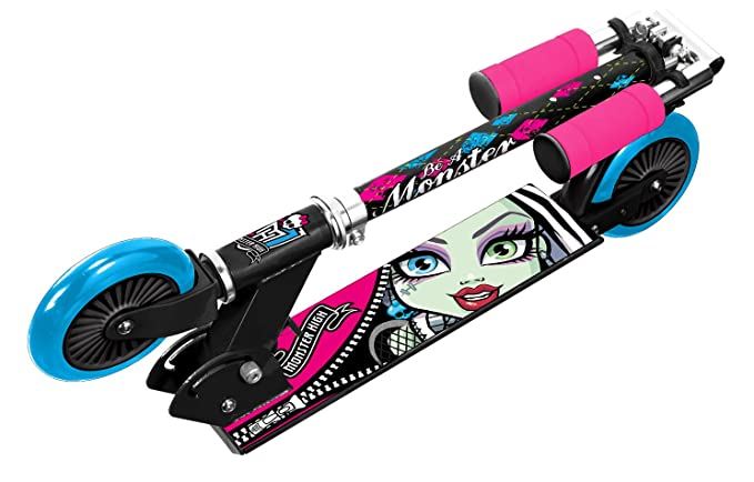 Stamp - Patinete Plegable, diseño Monster High (MO130046)