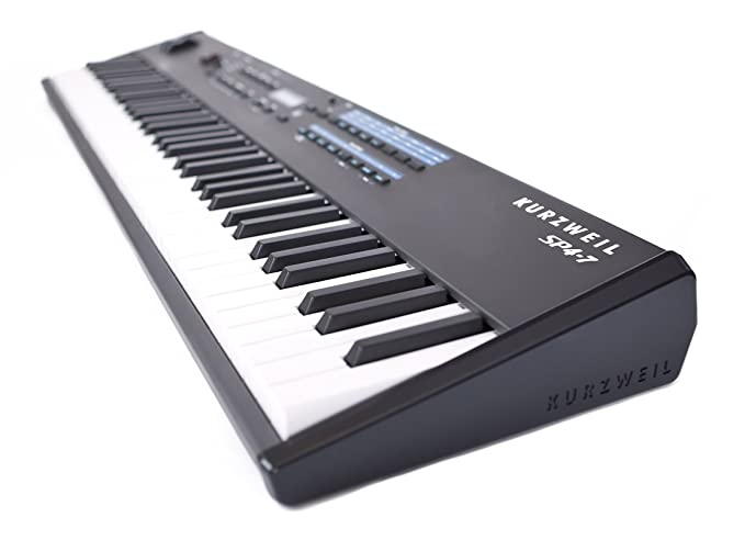 Kurzweil SP4-7 - Teclado electrónico 76 teclas, color negro: Amazon.es: Instrumentos musicales