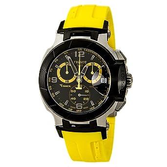 f92dcef8d33 Amazon.com  Tissot T-Sport T-Race Quartz Mens Watch T0484172705703 ...