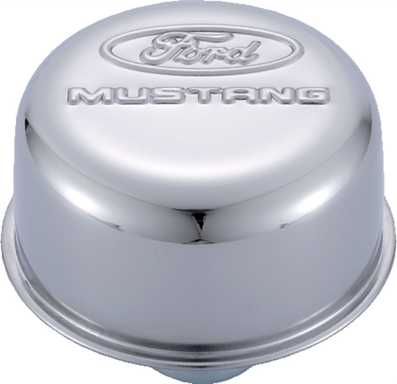 Proform 302-220 Chrome Push-In Air Breather Cap
