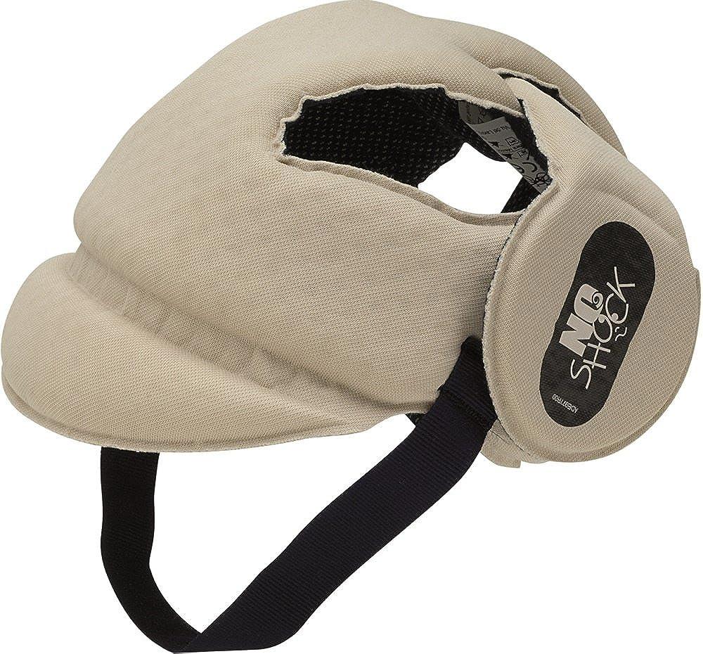 OkBaby - Casco protector para los niños, color beige, talla 44/52 (8-20 meses) Bebé Due 38070003