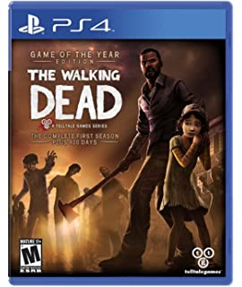 Amazon.com: The Walking Dead Collection: The Telltale Series ...
