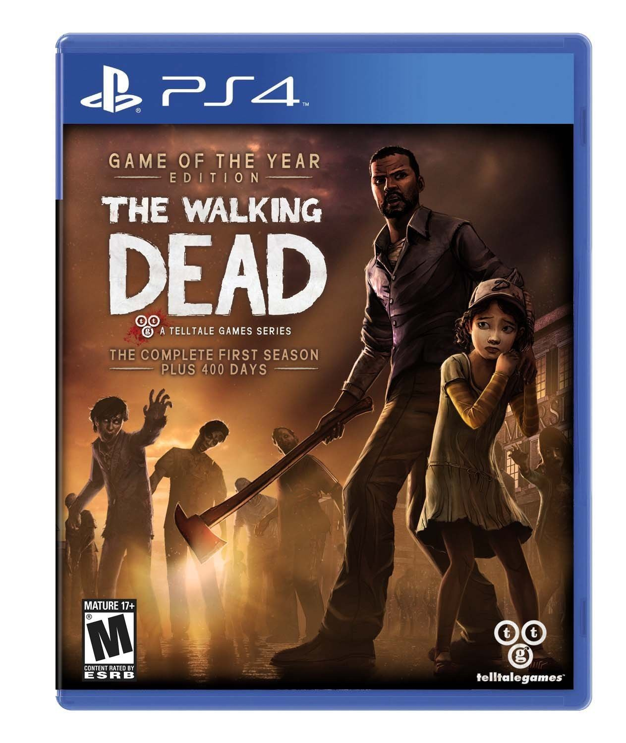 The Walking Dead -The Complete First Season (PS4) (B00K2O54V4) Amazon Price History, Amazon Price Tracker