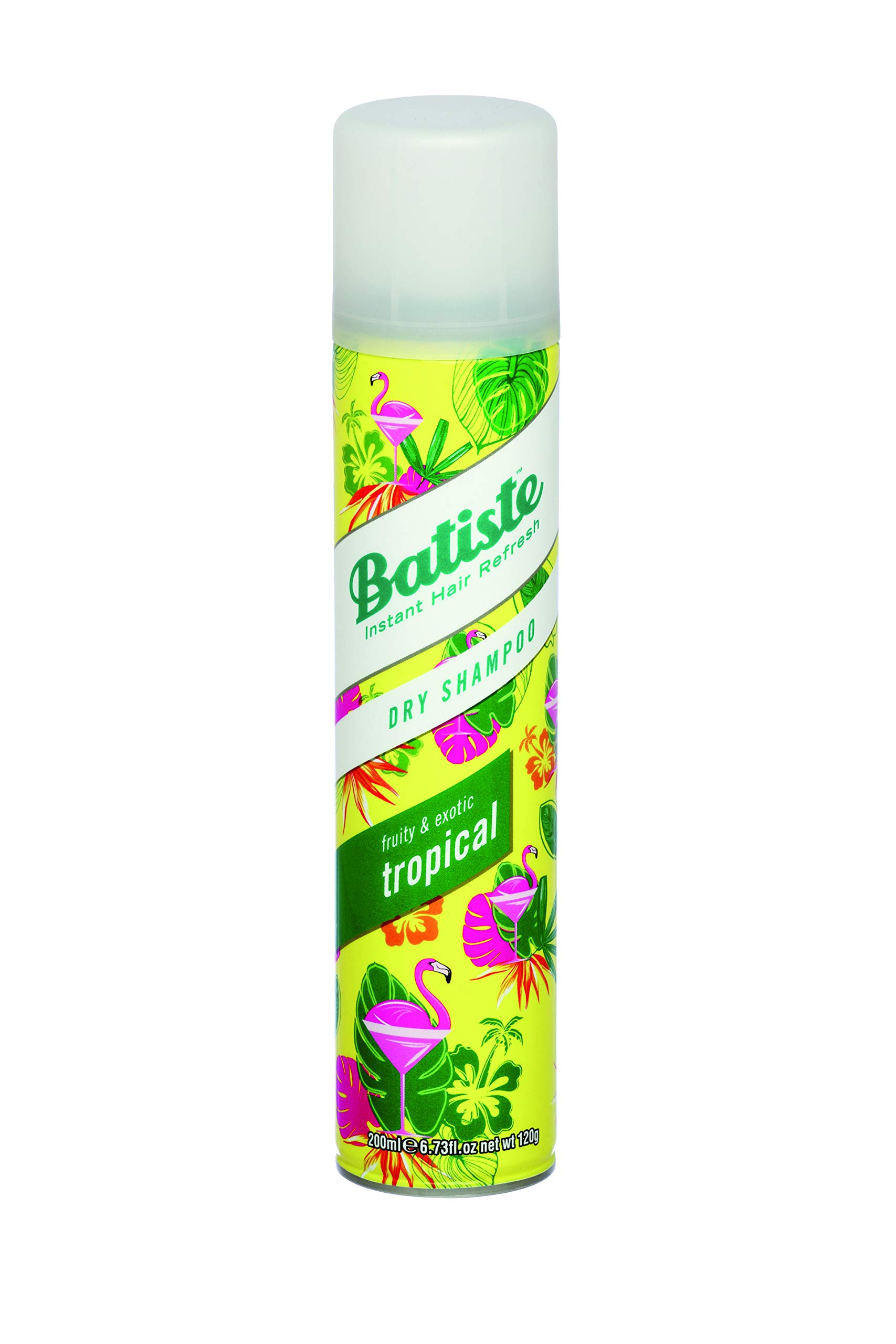 Batiste Champú en Seco Tropical - 200 ml product image