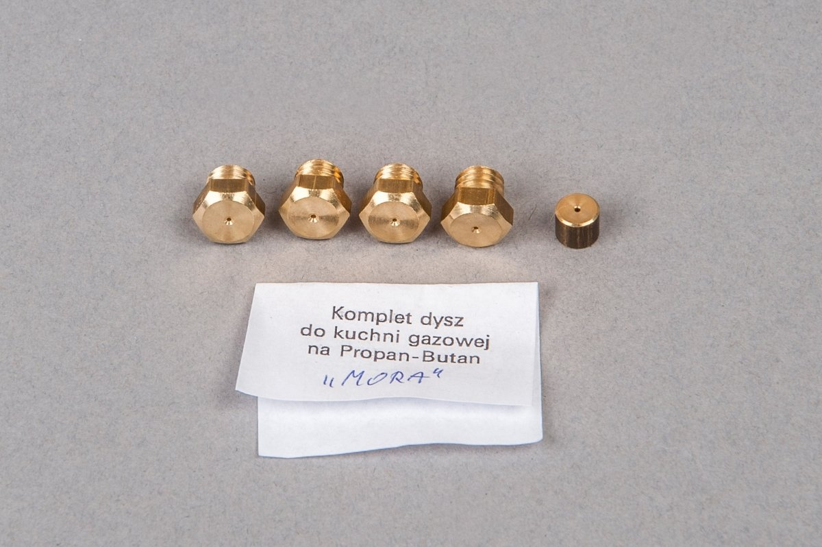 Gasherd Gaskochfeld Ersatzdü se Gasdü se fü r Propan Butan (LPG) - MORA BSD