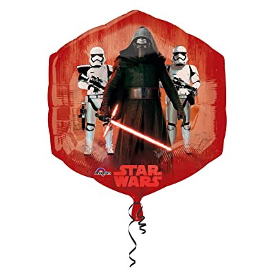 Star Wars The Force Awakens Supershape Balloon: Toys & Games