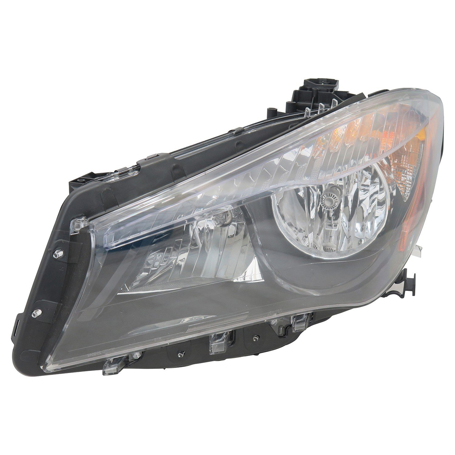 Partslink Number MB2502222 OE Replacement MERCEDES CLA250 Headlight Assembly Multiple Manufacturers