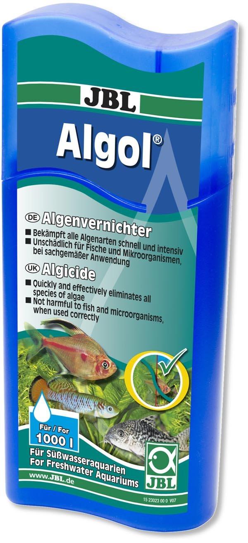 JBL agua planta algas quitar líquido Tratamiento fiable combate verde, marrón el sinuoso filamentous flotante y Spot algas: Amazon.es: Productos para ...