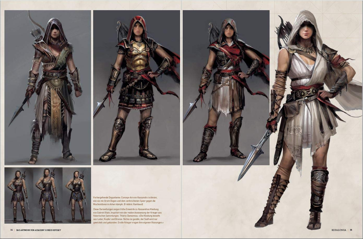 Lewis K Artwork Von Assassin S Creed Odyssey Amazon Co Uk Lewis Kate 9783742308252 Books