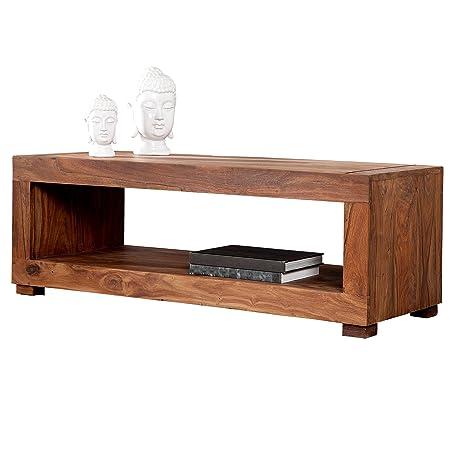 Design Tv Lowboard makassar sheesham solid design tv lowboard stand 120cm amazon co uk