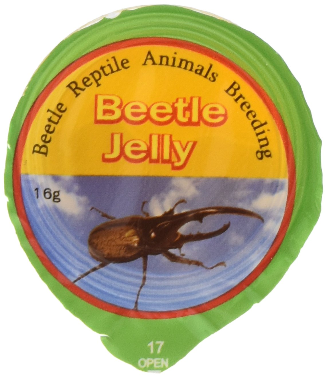 Namiba Terra 0333 HerbivoRep Vitamin-Frucht Jelly Nachfüllpackung, 50-Stück im Beutel 50-Stück im Beutel