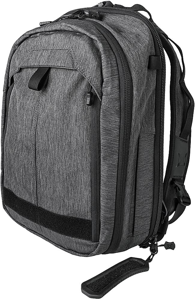 Vertx EDC Transit Sling Bag, Heather Black