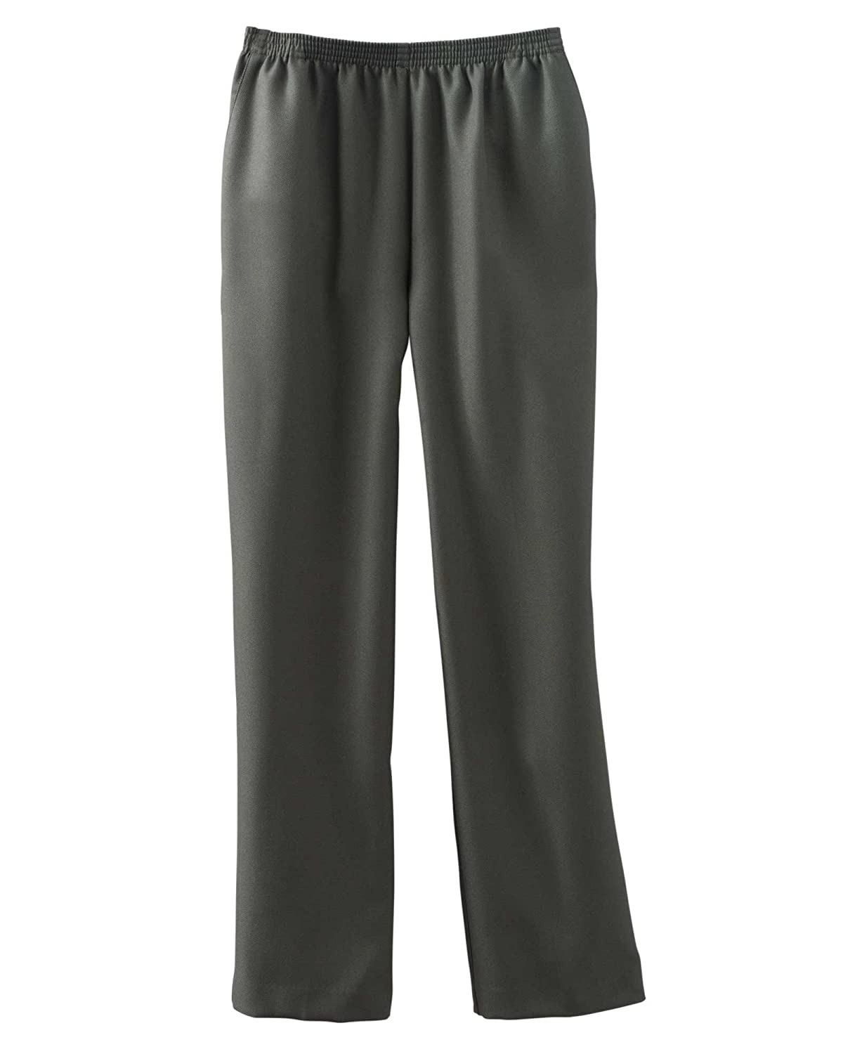 Alfred Dunner Women's Petite Poly Proportioned Medium Pant 9703