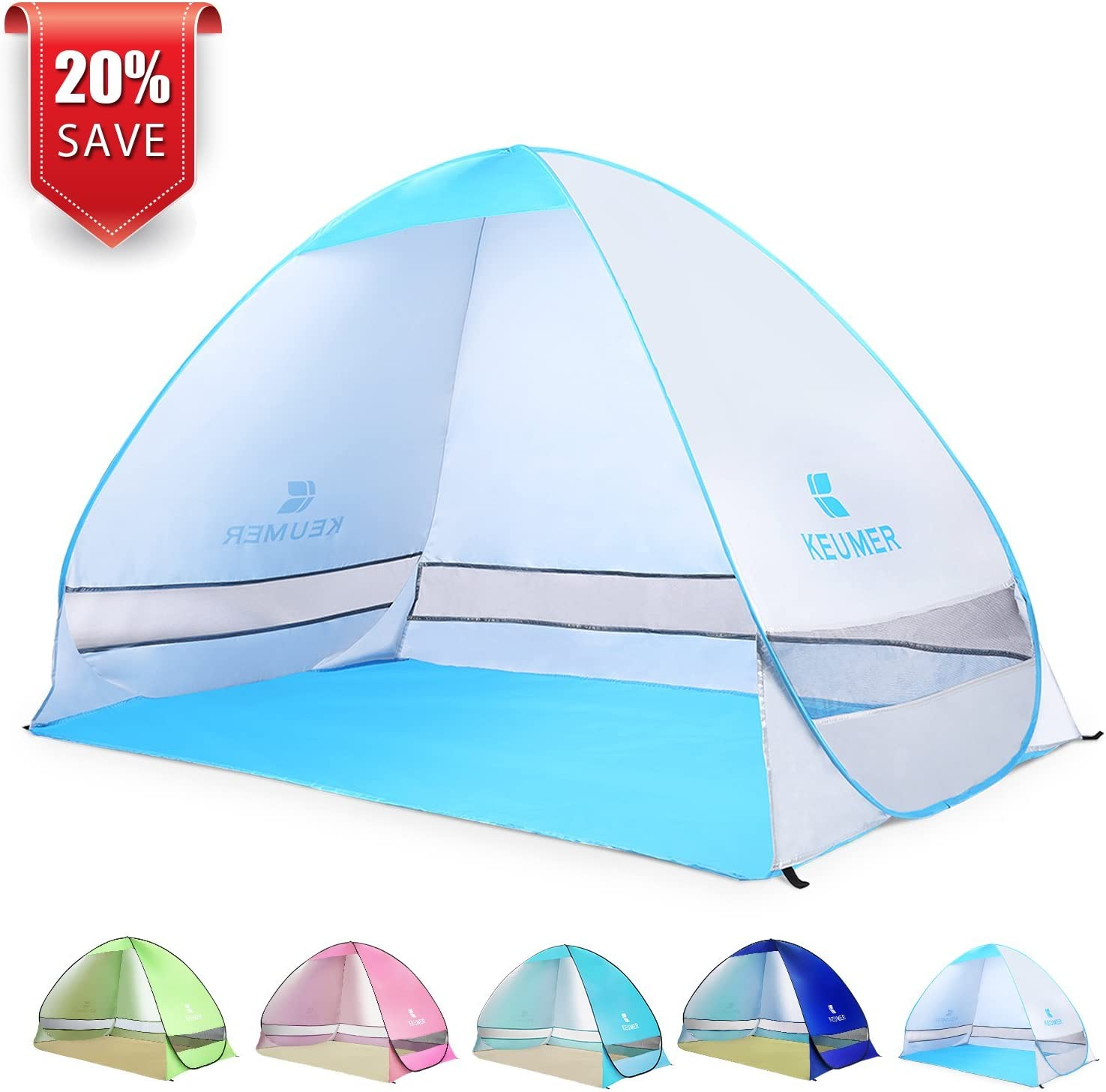 Simply Household Beach pop up Tent