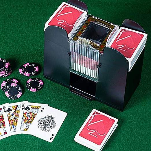 jaspenybow Máquina de barajado automática de póker, máquina de ...