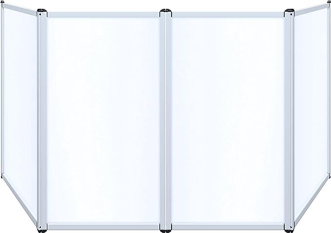 Novopro DJS2 - Protector de pantalla y bolsa de aluminio, color blanco: Amazon.es: Instrumentos musicales
